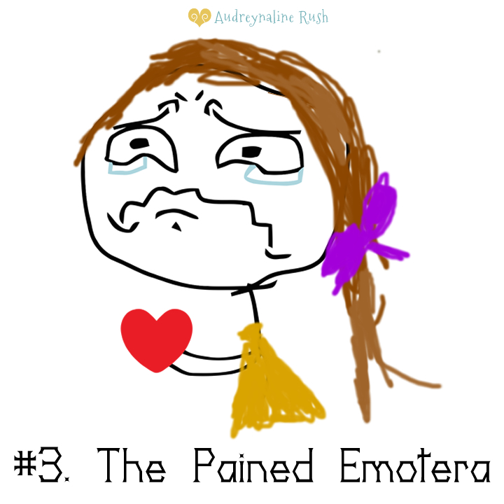 The Pained Emotera