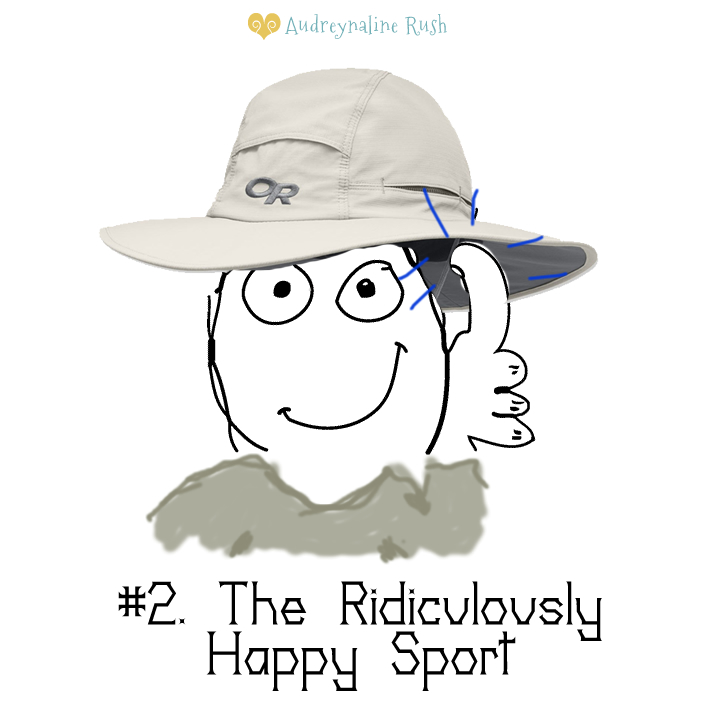 The Ridiculously Happy Sport